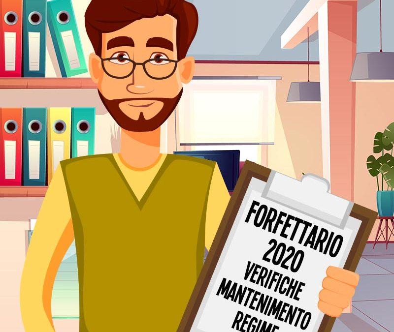 FORFETTARIO 2020: Verifiche per il mantenimento del Regime